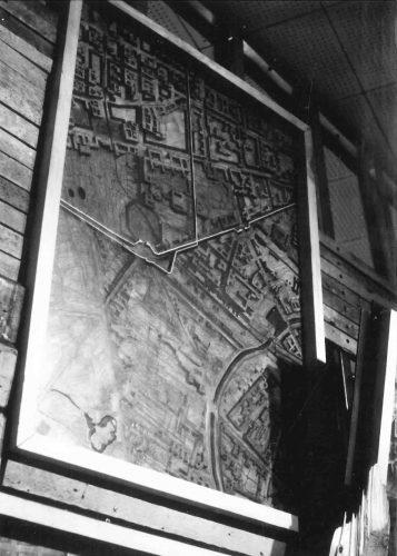 Diane Lafontaine | Potsdamerplatz : empreintes et fragments II