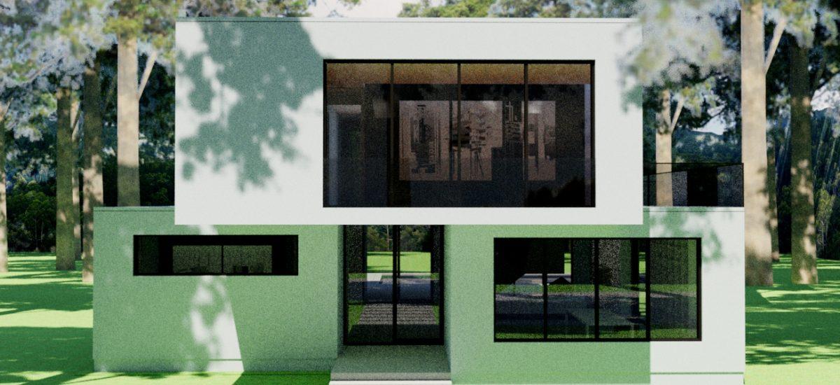 Atelier Arkhitektonia | House of Cubes